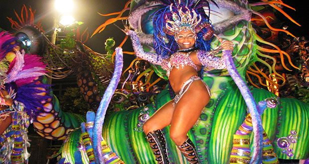 karneval Rio De Janeiro