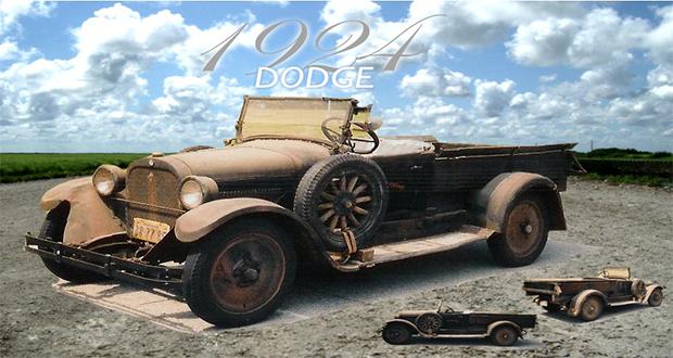dodge 1924