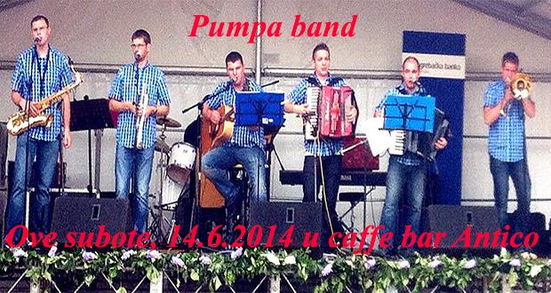 pumpa band