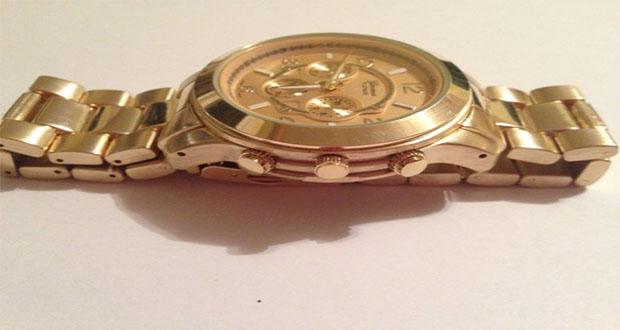 zlatni sat