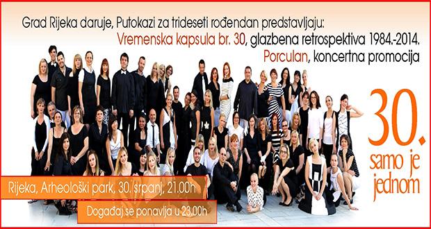 Putokazi, Događaj, 30. srpanj 2014.