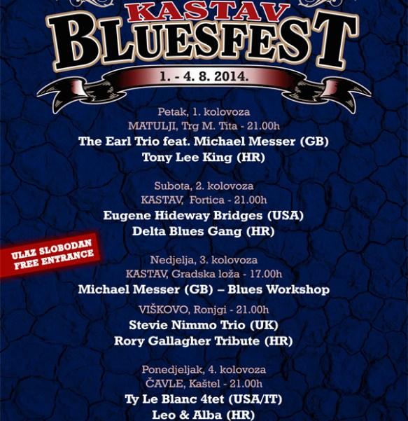 program kastav blues festivala
