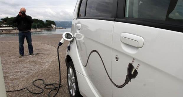 punionica za elektro aute