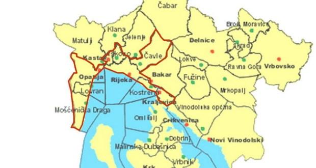 Urbana aglomeracija Rijeka