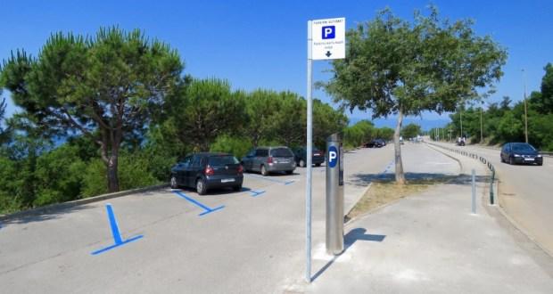 kostrena parking