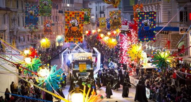 Rijecki karneval 2015