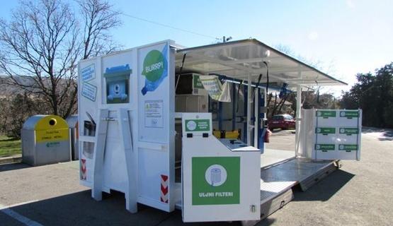 mobilno reciklazno dvoriste