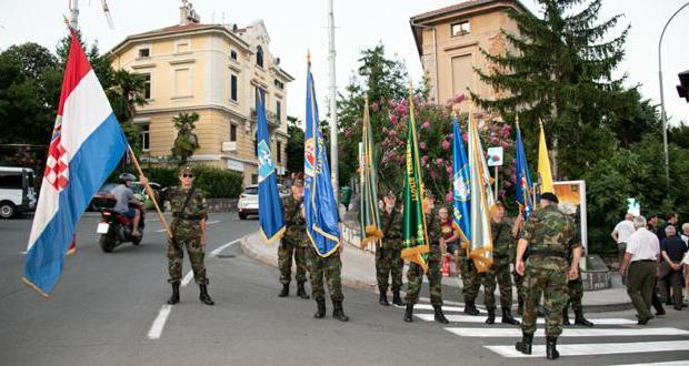 Svečani mimohod uz Dan pobjede i domovinske zahvalnosti i Dan hrvatskih branitelja
