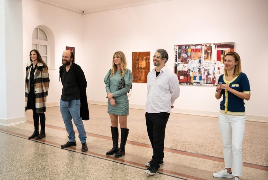 """(FOTO) Nova izložba u Šporeru, Luka Aničić predstavlja izložbu """"Umjesto ekrana"""""""