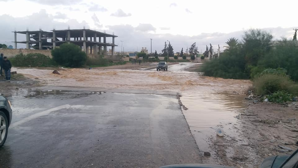 Heavy Rainfall Adds Nearly 6 Million Cubic Meters To