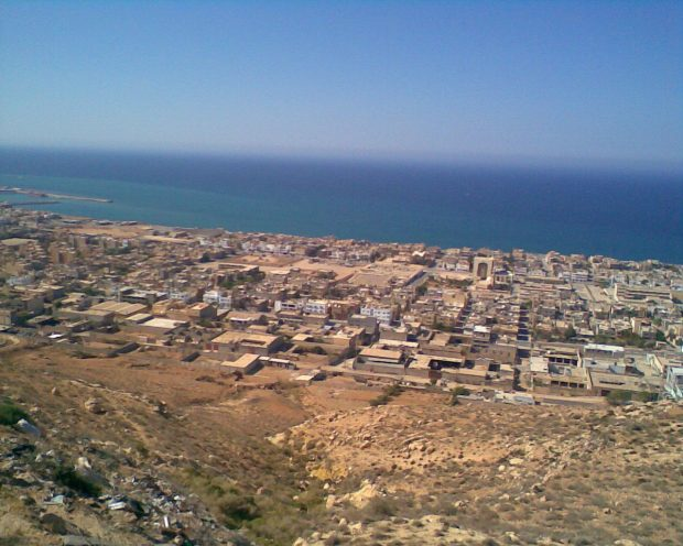War on Libyas Derna