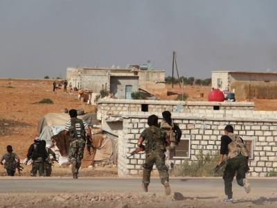 قوات الجيش السوري تعلن السيطرة على مخيم حندرات بالقرب من حلب