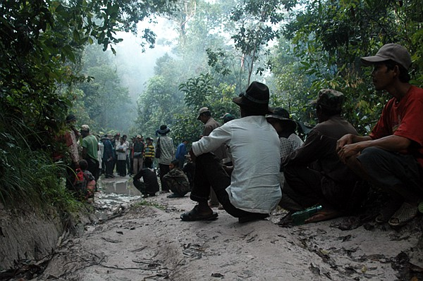 Photo Album Prey Lang Network Patrolling Cambodias