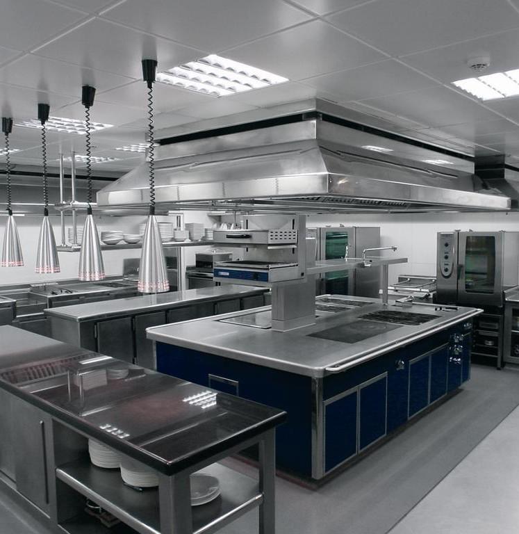 Es necesaria la extincin automtica en la cocina de un