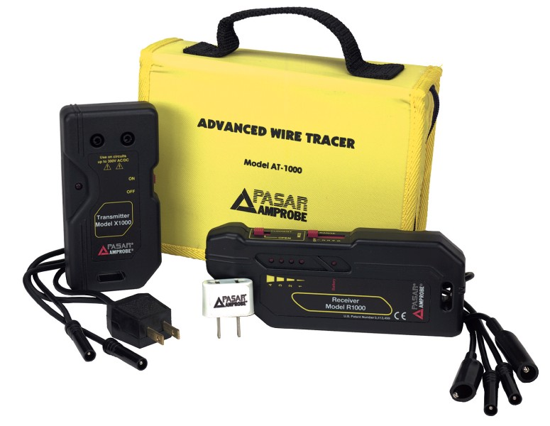 Amprobe Circuit Breaker Finder And Ac Cable Tracer Ecb50ae