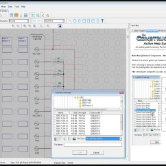 Panel Wiring Diagram Software Kenmore Water Softener Parts Control Schematic Symbols Free