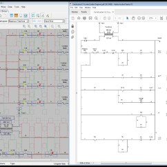 Electrical Ladder Diagram Software Stratified Columnar Epithelium Plc Schematics Drawing Program Freeware Free Engine