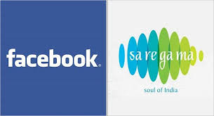 Saregama-facebook global licensing deal