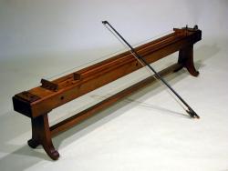 Sonometro differenziale del Marloye con pesi ed archetto  Progetto Strumentaria