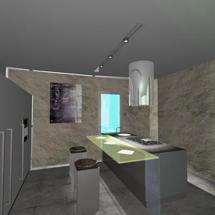 Design dell Arredamento Liceo Artistico Apolloni Fano