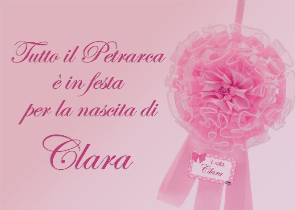 Fiocco rosa al Petrarca