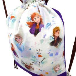 mochila cuerdas personajes frozen 2