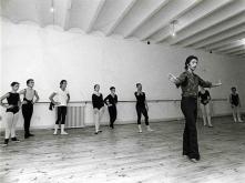1977 - Audicións del Ballet del Liceu-