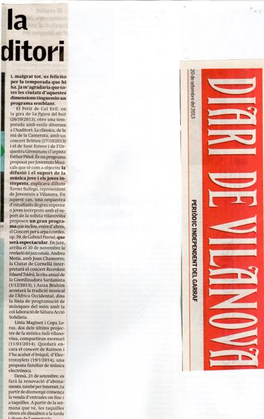 2013-12-13-Diari de Vilanova Homenatge a Magrinyà(3)