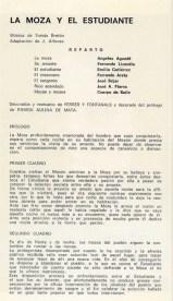 973-Repertori-LA MOZA Y EL ESTUDIANTE