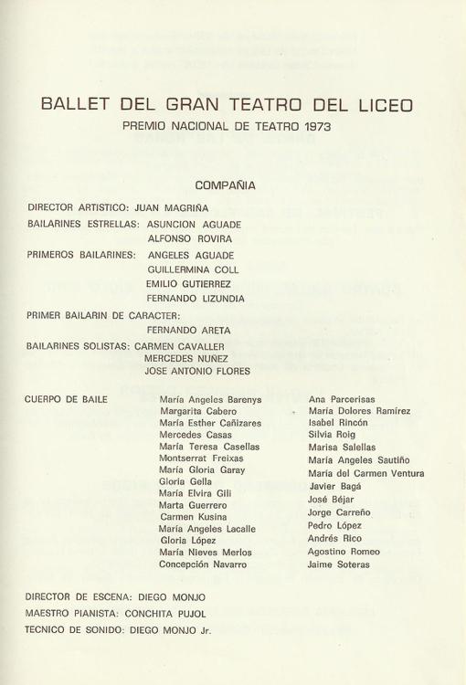 1974-11-07-Programa del Liceo - Temporada 1974/75