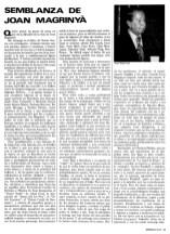 1984 - Semblanza de Magrinyà - revista Monsalvat (1)