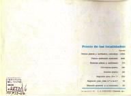 1967 - Palau de la Música - precios