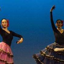 """2015-""""Fandango de Doña Francisquita""""-Escola de Dansa Joan Magrinyá"""