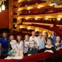 2016 - Barcelona. Reportatge sobre l'antiga companyia de dansa del Liceu amb 11 ex ballarines que hi van participar.