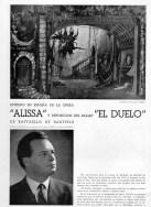 1967 - Gran Teatro del Liceo - temporada de opera-Alissa-El Duelo_