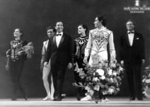 1967-67-11-20-EL DUELO-Angeles Aguadé, José Antonio Flores, Juan Magriñá, Carmen Cavaller, Alfonso Rovira, Raffaello de Banfield