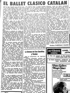 1971-03-13-La Vanguardia pag 47-EL BALLET CLASICO CATALAN-Esteban Fabregas y Barri-1