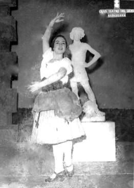 1958-DON QUICHOTTE-Pilar-Sánchez