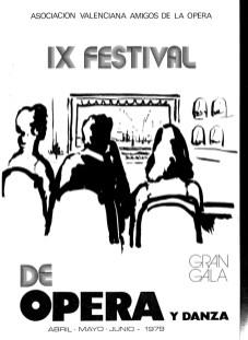 1979-04-ANDREA CHENIER-II festival de opera(Valencia)