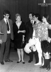 1967-11-28-EL DUELO-Georges Chakiris, Alfonso Rovira, Asunción Aguadé