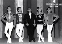 1966-11-10-LA FAVORITA-Fernando Lizundia, Albert Tort, Juan Magriñá, Alfonso Rovira, Josep María Escudero