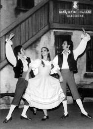 1970-02-06-L'ELISIR D'AMORE-José A. Flores, Berta Albareda, Tomàs Manyosa
