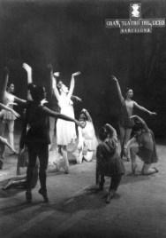 1971-01-20-FAUST-Angeles Aguadé, Laura Esteve, Teresa Comorera, Marta Sáez, Mercè Roca, Anna María Sala