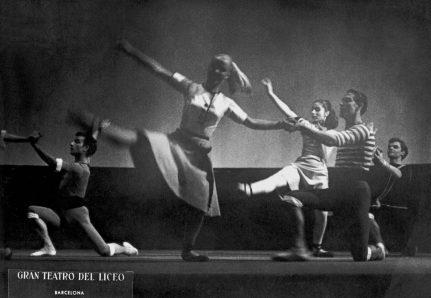 1964-GAVIOTAS-A. Tort, T. Muntalt, M. D. Escriche, E. Gutierrez, V. Navarro