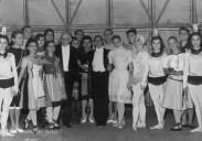 1964-GAVIOTAS-Ang. Aguadé, Navarro, Fosas, Ferrer, Bermejo, Altisent, Ortiz, Bascompte, Taronger, Tort, Magriñá, Gutierrez, Guinjoan, Rovira, Asun Aguadé, Petit, Montalt, Carrera,