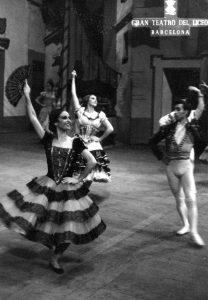 1966-12-02-CARMEN-opera-Asun. Aguadé,Albert Tort, C. Guinjoan, A. Rovira