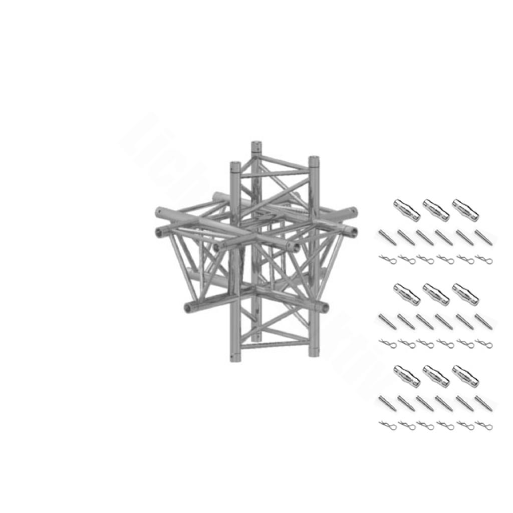 Prolyte Truss X30d C022 Ecke 6 Wege Verbinder Gunstig
