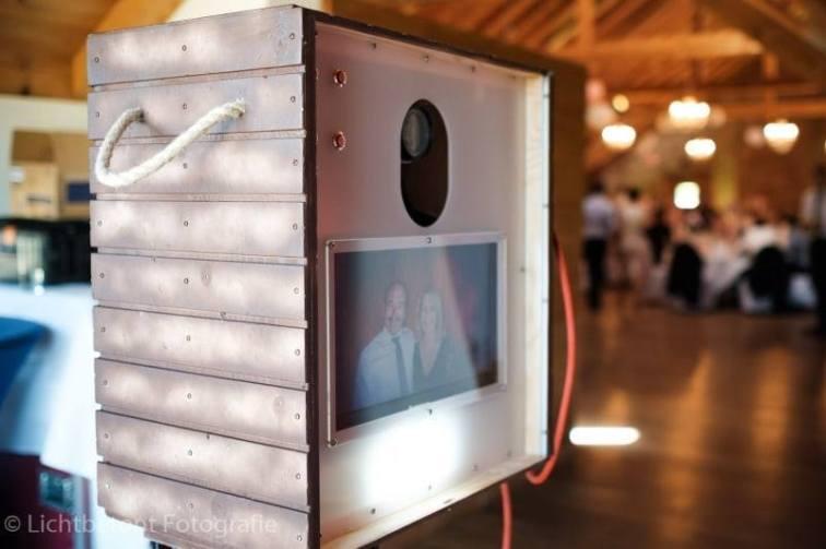 Fotobooth - Fotobox - Ingolstadt - Eichstätt - Neuburg - Durckfunktion