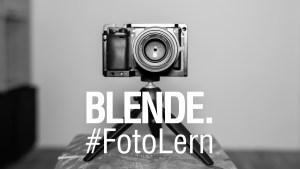 Lass uns Fotografie lernen 02 – Die Blende