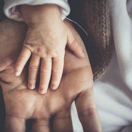 Afbeelding bij een blog over kinderen die welkom zijn in de kerk